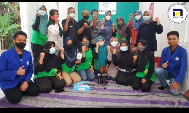 IBM Peningkatan Mutu dan Kualitas Produk Kopi Okra pada Kelompok Wanita Tani (KWT) Tunas Bahagia di Kelurahan Tanjung Mas Kecamatan Semarang Utara Kota Semarang Jawa Tengah
